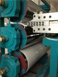 Ligne en plastique de machine de production d'extrudeuse de soudure d'électrode de soudure de commande numérique par ordinateur