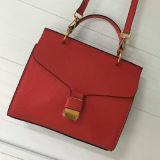 Sac à main pur chaud neuf Emg4820 de cuir véritable de sac d'épaule de femmes de mode