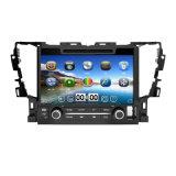 Автомобиль GPS вздрагивание 6.0 разрешения Mtk3360 на Тойота 2015 2016 с DVD Radio RDS 3G