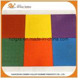 Carrelage en caoutchouc de tapis en caoutchouc extérieur antidérapage pour la cour de jeu d'enfants