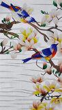 Украшение изображает ручной работы искусствоо мозаики