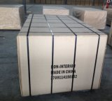 Matériaux de construction de bois de construction 1215mmx2420mmx2.4mm E2 bourrant HDF ordinaire