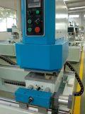 Machine de soudure sans joint principale colorée du guichet quatre en plastique