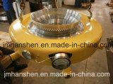 El anillo doble del viento de Taiwán de la máquina plástica