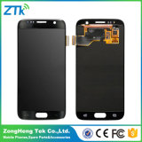 Агрегат экрана LCD черни/сотового телефона для галактики S7 LCD Samsung