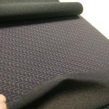 Cuero sintetizado del modelo nuevo para los guantes con el modelo grabado (HTS037)