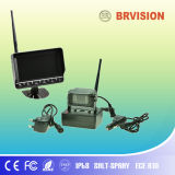Sistema sem fio recarregável da câmera de Digitas com certificado de Emark (BR-704WS-BM)