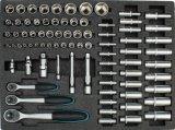 Самый лучший европейский продавая комплект инструмента вагонетки 249PCS (FY249A)