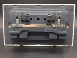 enchufe de socket cambiado cuadrilla 13A 2