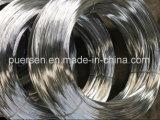 fio galvanizado brilhante de 1.8mm para o engranzamento de fio