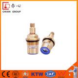 Cartuccia del raccordo per la cartuccia dell'ottone del rubinetto del miscelatore/separatore del colpetto