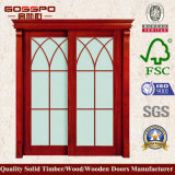 曇らされたガラス(GSP3-022)が付いている熱い販売の前ドア