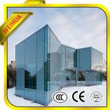 Glace 6.38 de la Chine Shandong Weihua prix clair en gros de 8.38 10.38 12.38 m2 de verre feuilleté, 6.38 verres feuilletés