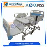 전기 최고 판매 자택 요양 가구 의학 수동 침대 병원 전기 침대 의학 침대