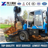Maquinaria de construção montada caminhão do excitador de pilha da máquina escavadora do parafuso