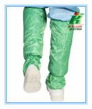 帯電防止ESDのクリーンルームPVC/PUのブート、ESD作業靴