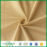 Ткань спорта пригонки ткани сетки глаза птицы Wight света износа Althletic сухая