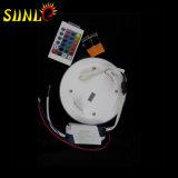 6+3W正方形RGB LEDの軽いフラットパネルの天井(SL-BL063)