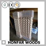 最もよい価格のマツ木階段手すりの建築材料