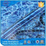 Forros da piscina do PVC da resistência de petróleo de Landy/película associação do vinil