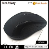 柔らかいタッチ6D光学2.4G無線携帯用マウス