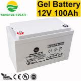 batterie de gel d'UPS de mémoire de 12V 100ah
