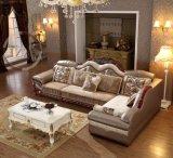 Base di sofà moderna del tessuto della mobilia del salone