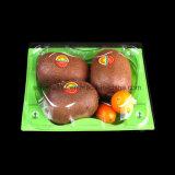 Caselle di memoria di plastica multicolori a gettare per l'imballaggio della verdura & della frutta