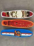 PlastikSkateboard mit dem gut-Verkauf (YVP-2206-1)