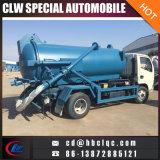 4000L Abwasserbeseitigung-Becken-LKW-Abwasserbeseitigung-LKW