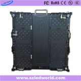P4 Rental Full Color Die-Casting Location d'écran LED Indoor Black Body