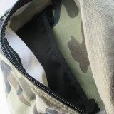 Lona de la impresión de los camuflajes de nuevo al morral de la escuela