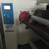 Selbstspannkraft-Steuerselbsthaftendes Kreppband-Rückspulenmaschine