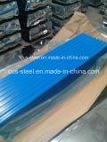 Feuille ondulée de toiture en métal ondulé de haute performance
