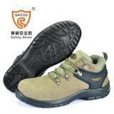 """Sapato de segurança antiestático de couro genuíno de 4 """"de couro genuíno (SC-2202)"""