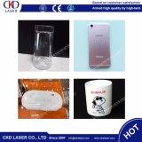 Macchina UV della marcatura del laser della fibra della Tabella per ceramica
