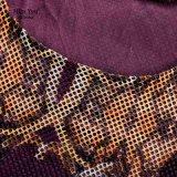 Vestito casuale invecchiato centrale dalla maglia di estate delle donne della sig.na You Ailinna 802076