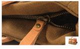 Sacs de main de déplacement du cuir des hommes de toile (RS-1930)