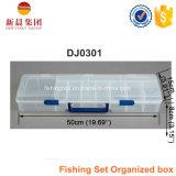 طول طويلة شفّافة صيد سمك تشكيل صندوق