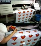 Impresora solvente y cortador del trazador de gráficos de la etiqueta engomada del vinilo de la impresión y del corte del trazador de gráficos de Eco