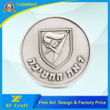 製造業者のカスタム旧式な真鍮の金属の記念品の挑戦硬貨(XF-CO02)