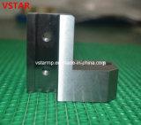 Peça de alumínio fazendo à máquina personalizada do CNC da elevada precisão com duramente anodização