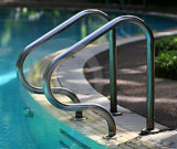 Fabrik-Großhandelsswimmingpool-Edelstahl-Handlauf