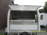 Carros móviles del alimento de la venta caliente