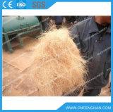 Fibra de la palma de la máquina de la fibra de Efb que hace la máquina Ks-1 1-2t/H