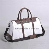 高品質の防水キャンバス旅行ハンドル袋、屋外のための耐久のカスタムトートバックの荷物袋