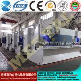 Máquina que pela hidráulica automática QC11y-40*2500 de la hoja de metal