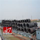 Цена штанги провода ASTM низкоуглеродистой стали SAE1008 6.5mm