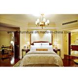 중국 현대 침실 세트 형식 디자인 호텔 가구