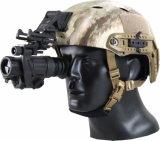 Caccia tattica Cl27-0008 che spara portata infrarossa ottica di visione notturna di Digitahi Pvs-14 tenuta in mano o Testa-Montata
